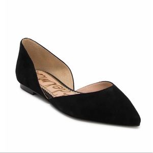 Sam Edelman Shoes - Sam Edelman Rodney Pointy Toe d'orsay flat black23